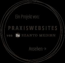 Praxiswebsites von SZANTO MEDIEN