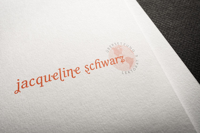 Logogestaltung Logodesign Logo für Übersetzungsbüro bzw. Übersetzerin