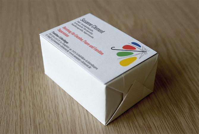 Visitenkarten Design Stuttgart