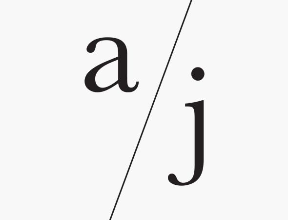Logo Design Gestaltung Initialen Hichzeitsredner