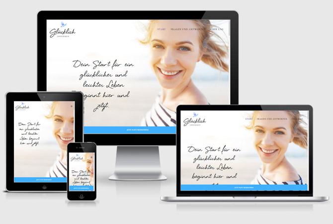 Responsive Webdesign, Logogestaltung, Entwicklung CI