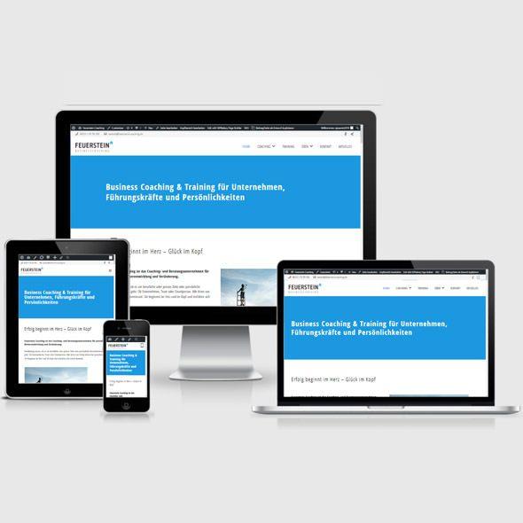 Website erstellen lassen - Business Coaching Führungscoaching