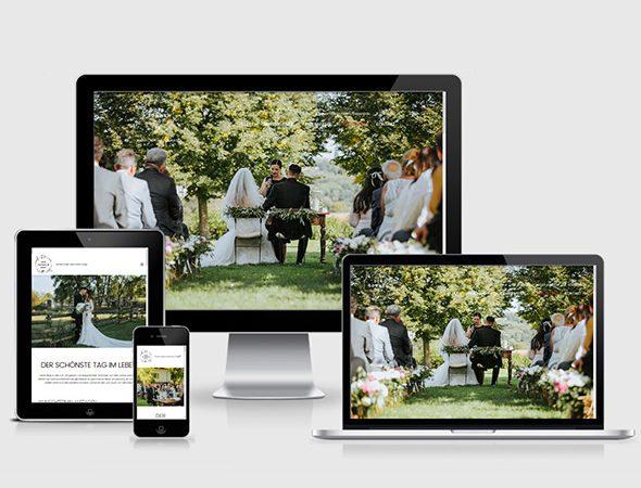 Webdesign Stuttgart Hochzeitslocation Eventlocation